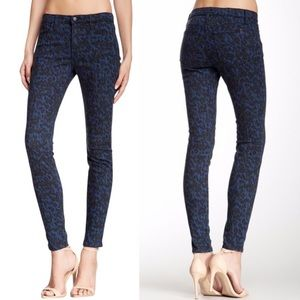 Joe's Jeans Jeans - Joe's Jeans Leopard Print Stretch Skinny Jeans
